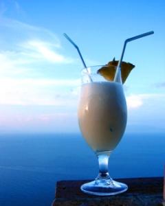 Sugar shock in a glass!