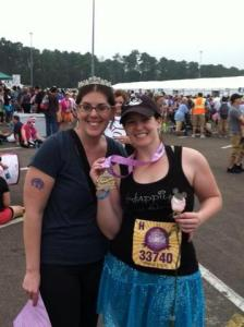 When I ran the Disney Princess Half Marathon