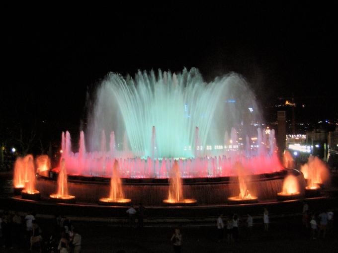 Barcelona Magic-Fountain-of-Montjuic