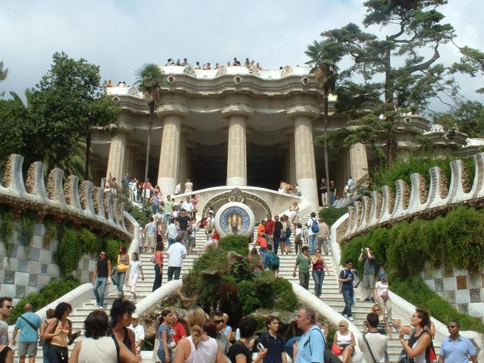 barcelona parc_guell_2