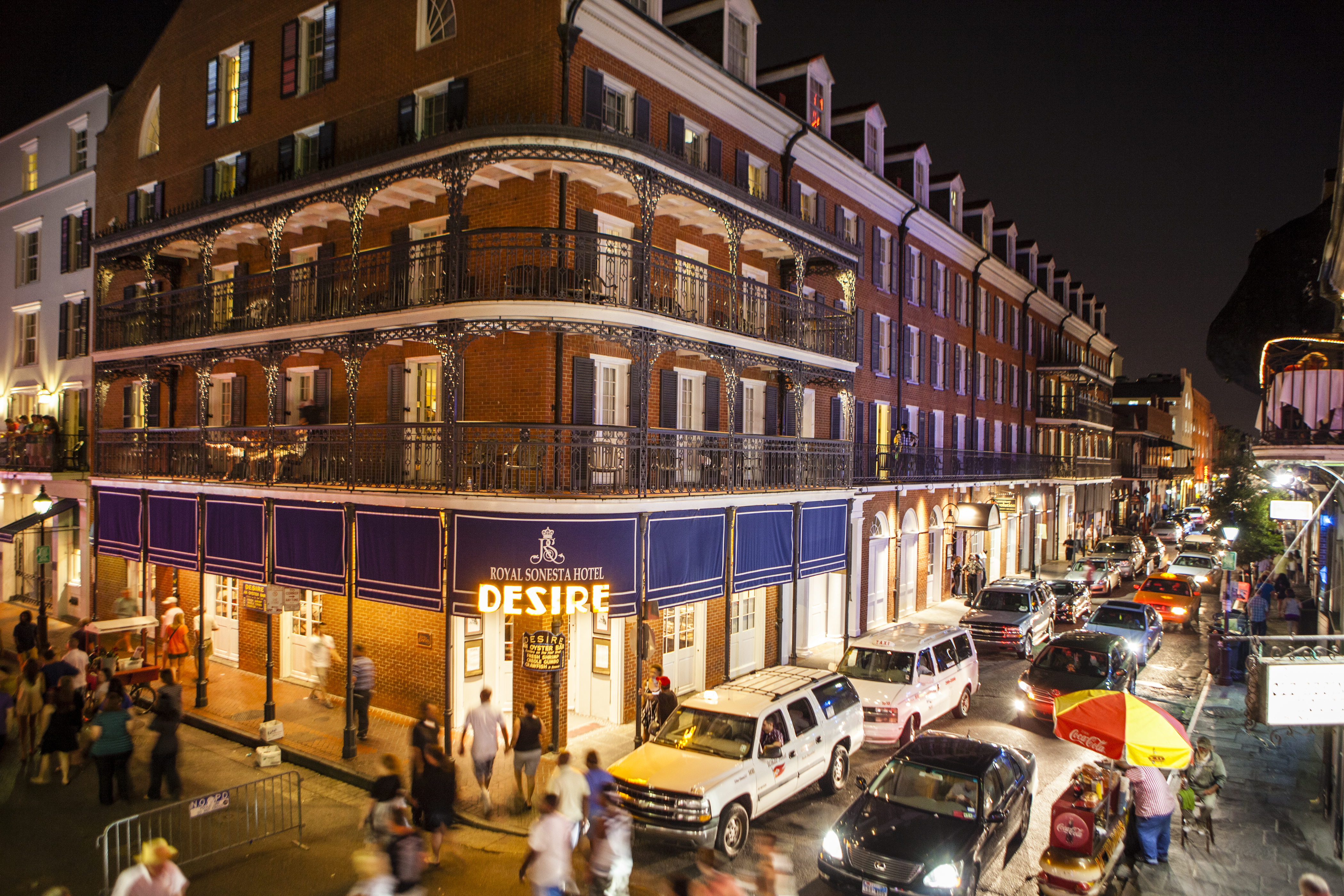 The Big Easy Restaurant New Orleans
